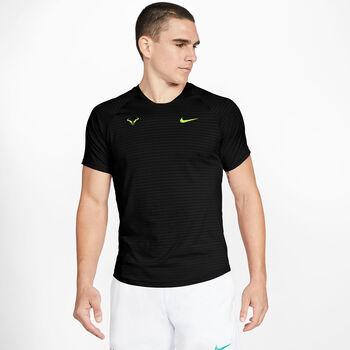 Nike Court AeroReact Rafa Slam tank Heren Zwart