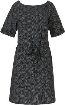 Wow Kaftan jurk Dames Zwart