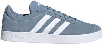 adidas VL Court 2.0 Schoenen Dames Blauw