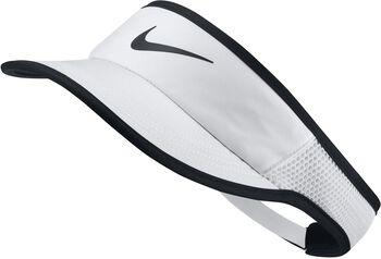 Nike Court Aerobill Tennis zonneklep Dames Wit