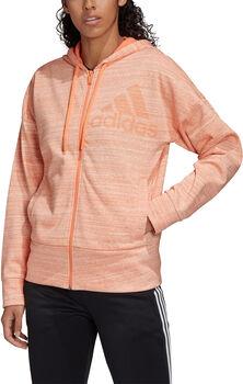 ADIDAS Melange hoodie Dames Oranje