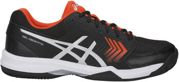 Asics GEL-Dedicate 5 Clay tennisschoenen Heren Zwart
