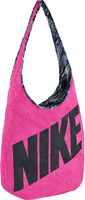 Graphic Reversible Tote tas