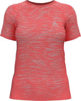 Odlo Blackcomb Ceramicool shirt Dames Roze