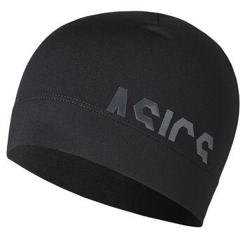 ASICS Logo beanie Zwart
