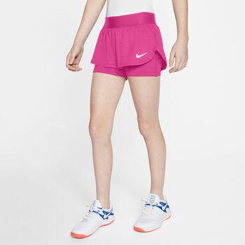 Nike Court Flex kids short Roze