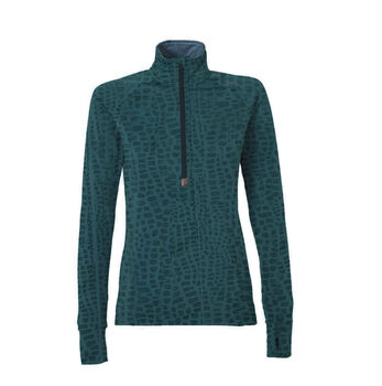 Brunotti Aquila fleece Dames Groen