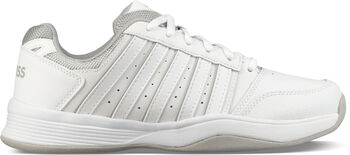 K-Swiss Court Smash Carpet tennisschoenen Dames Wit