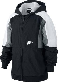 Nike Sportswear sweater Jongens Zwart