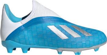 ADIDAS X 19.3 FG voetbalschoenen Blauw