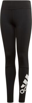 ADIDAS Believe This Branded Legging Meisjes Zwart