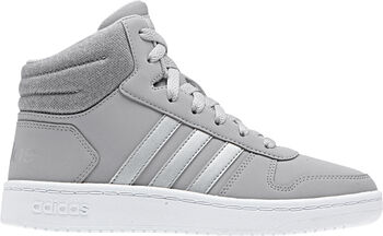 05c82f7c152e3d ADIDAS Hoops Mid 2.0 sneakers Jongens Grijs