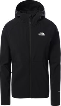 The North Face Apex Nimble Softshell jas Dames Zwart