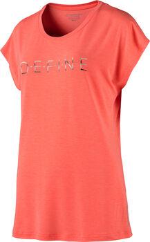 ENERGETICS Gerda shirt Dames Rood