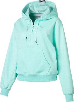 Puma Feel It hoodie Dames Blauw