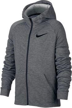 Nike Dry Training jr hoodie Jongens Zwart