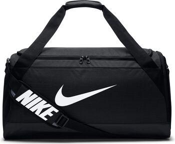 Nike Brasilia Training sporttas Zwart