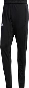 adidas 3-Stripe Knit tennisbroek Heren Zwart