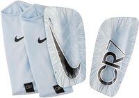 Nike CR7 Mercurial Lite scheenbeschermers Heren Wit