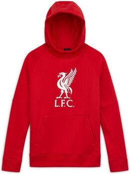 Nike Liverpool FC Fleece kids hoodie 20/21 Jongens Rood