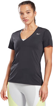 Reebok Activchill Athletic T-Shirt Dames Zwart