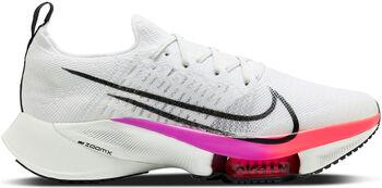 Nike Air Zoom Tempo Next% hardloopschoenen Heren Wit