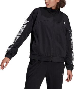 adidas U4U AEROREADY Trainingsjack Dames Zwart