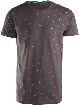 Brunotti Tim Mini-AO t-shirt Heren Grijs