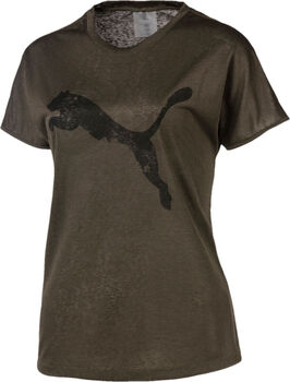 Puma A.C.E. Crew shirt Dames Zwart