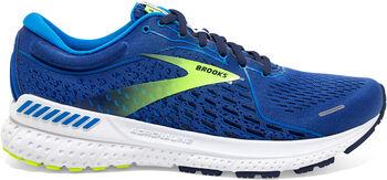 Brooks Adrenaline GTS 21 hardloopschoenen Heren Blauw