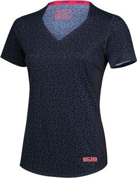 Sjeng Sports Eris shirt Dames Zwart