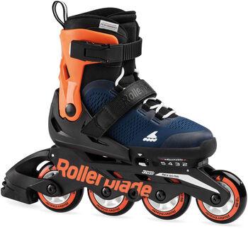 Rollerblade Microblade kids skates Blauw