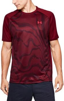 Under Armour Tech 2.0 Morph shirt Heren Rood