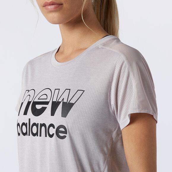 London Printed Impact Run shirt