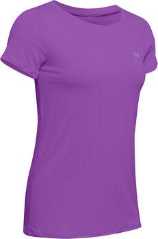 Under Armour HeatGear® Armour t-shirt Dames Roze
