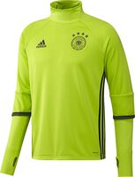 Adidas UEFA EURO 2016 Duitsland trainingsshirt Heren Geel