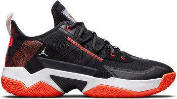 Nike Jordan One Take II basketbalschoenen Heren Zwart