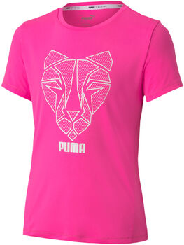 Puma Runtrain kids shirt  Jongens Roze