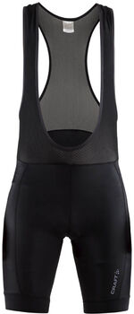 Craft Rise Bib short Heren Zwart