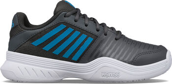 K-Swiss Court Express Omni kids tennisschoenen Wit