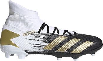 adidas Predator Mutator 20.3 Firm Ground Voetbalschoenen Heren Wit