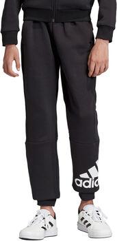 adidas Must Haves Badge of Sport Fleece broek Jongens Zwart