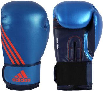 ADIDAS BOXING Speed 100 bokshandschoenen Heren Blauw