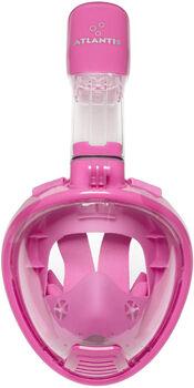 Atlantis 2.0 kids pink snorkelmasker Roze