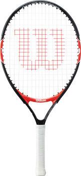Wilson Roger Federer 23 tennisracket Jongens Zwart