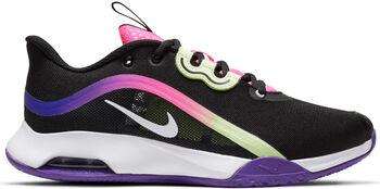 Nike Court Air Max Volley tennisschoenen Dames Zwart