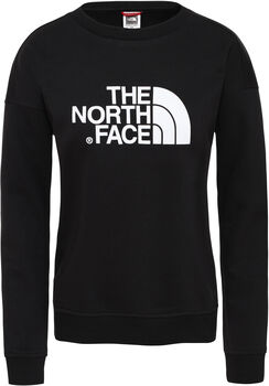 The North Face Drew Peak Crew sweater Dames Zwart