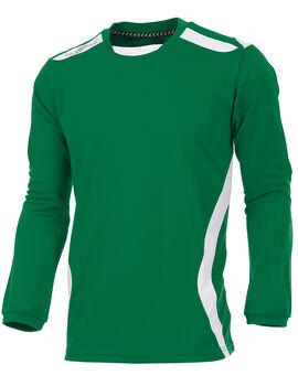 Hummel Club Shirt Ls Heren Groen