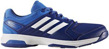 Adidas Essence indoorschoenen Heren Blauw
