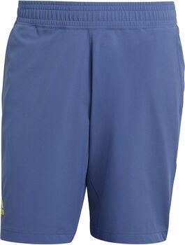 adidas Tennis Ergo Primeblue 9-Inch Short Heren Blauw